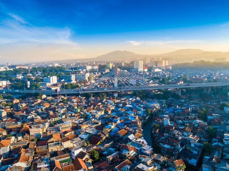 10 ciudades de Indonesia más bonitas 9