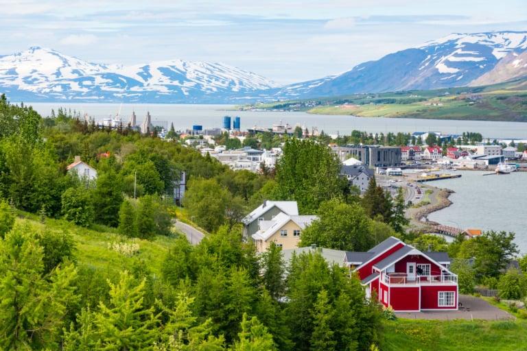 10 ciudades de Islandia más bonitas 2