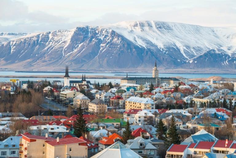 10 ciudades de Islandia más bonitas 10