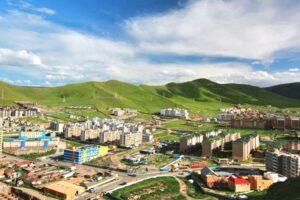 8 ciudades de Mongolia más bonitas 1