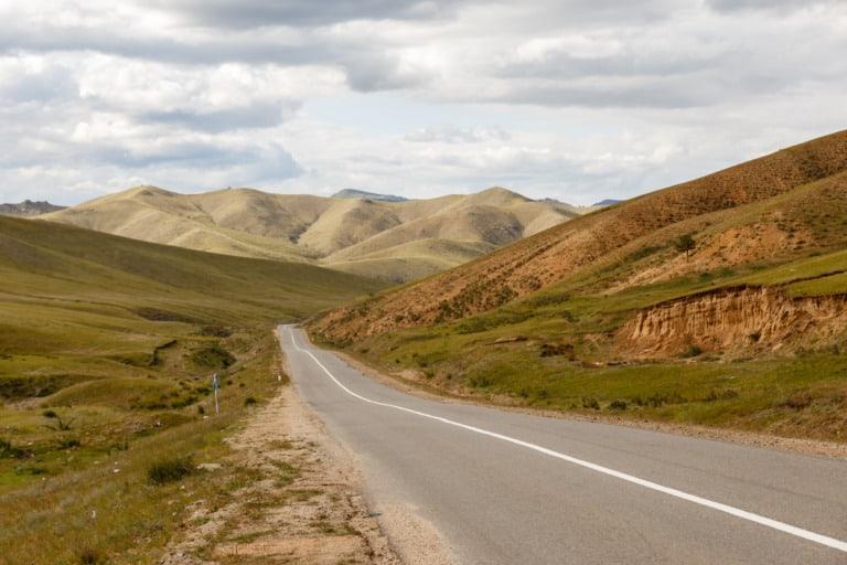 8 ciudades de Mongolia más bonitas 4