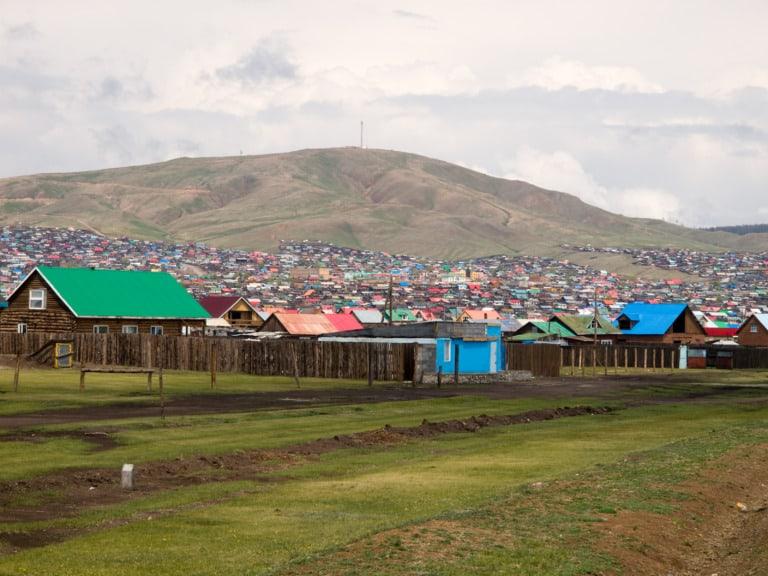 8 ciudades de Mongolia más bonitas 3