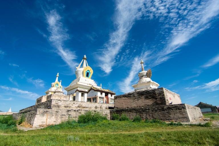 8 ciudades de Mongolia más bonitas 2