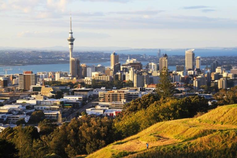 15 ciudades de Nueva Zelanda más importantes 1