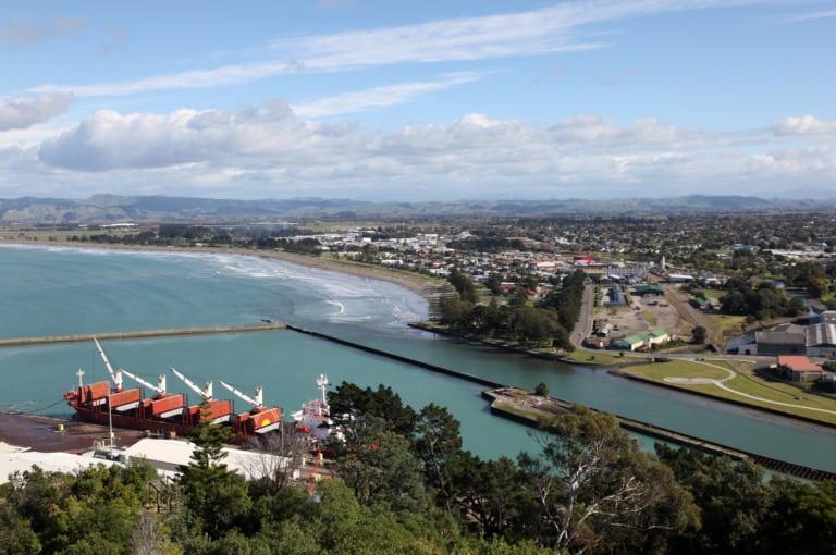 15 ciudades de Nueva Zelanda más importantes 6