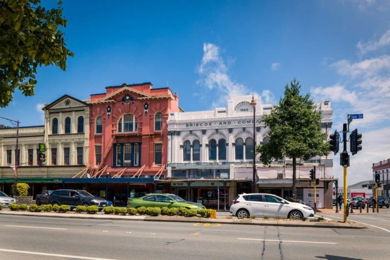 15 ciudades de Nueva Zelanda más importantes 16