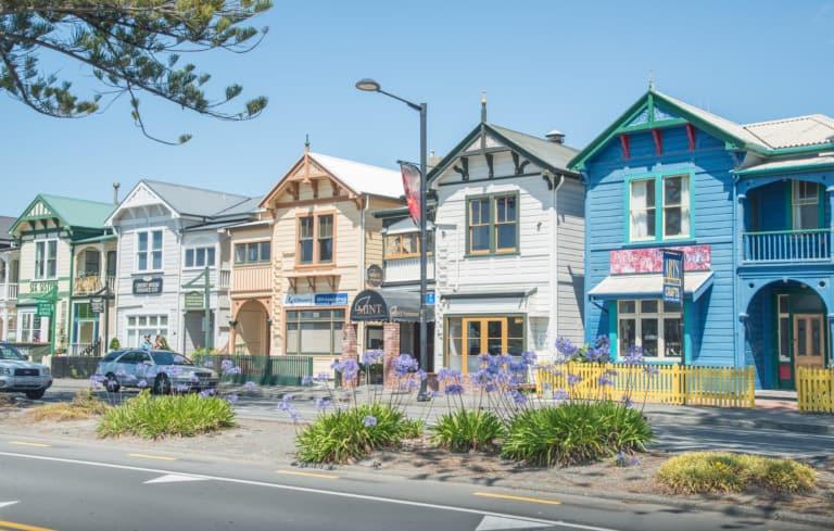 15 ciudades de Nueva Zelanda más importantes 7