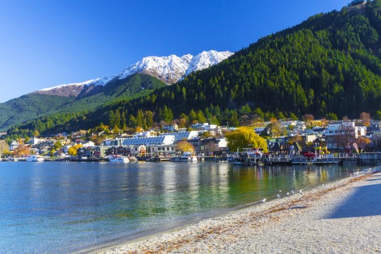 15 ciudades de Nueva Zelanda más importantes 15