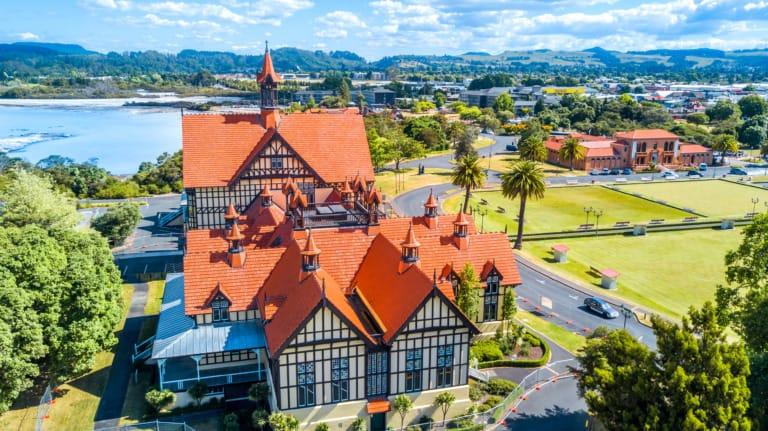 15 ciudades de Nueva Zelanda más importantes 5