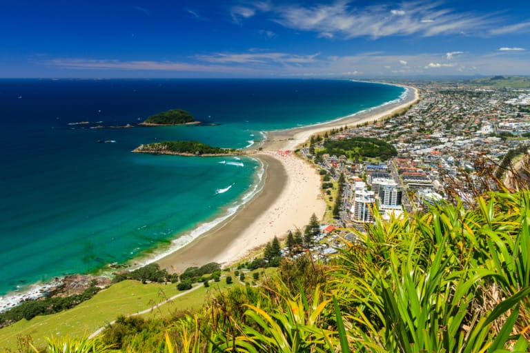 15 ciudades de Nueva Zelanda más importantes 4