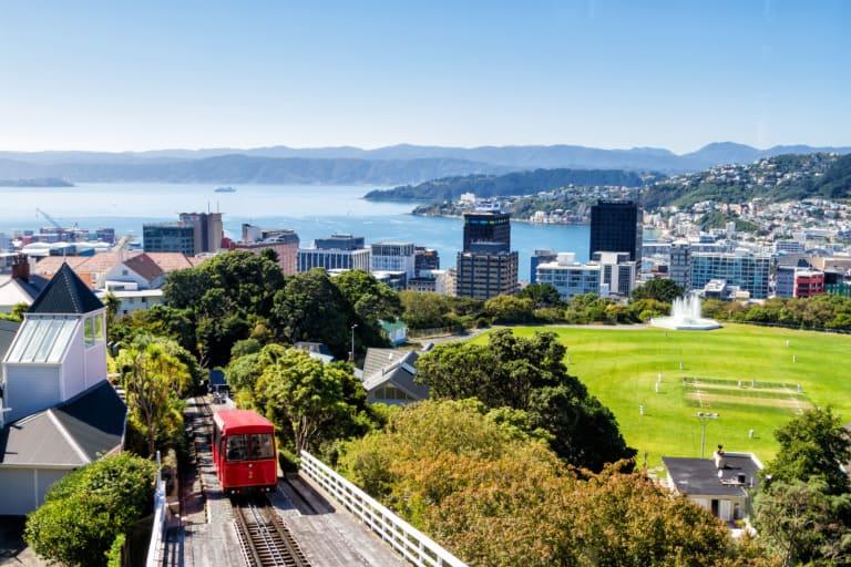 15 ciudades de Nueva Zelanda más importantes 10