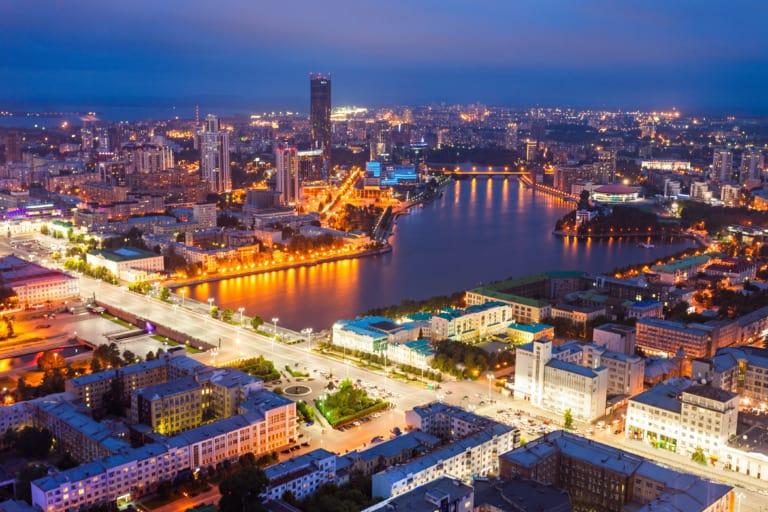 20 ciudades de Rusia más bonitas 13