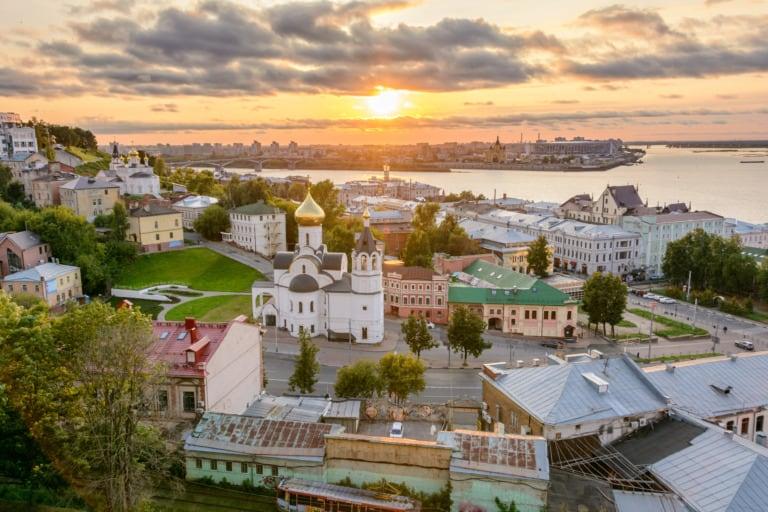 20 ciudades de Rusia más bonitas 10