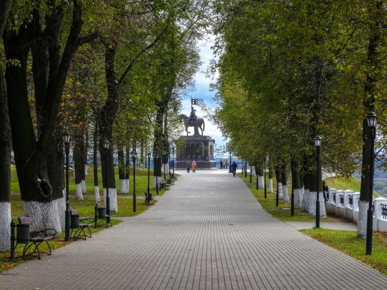 20 ciudades de Rusia más bonitas 20