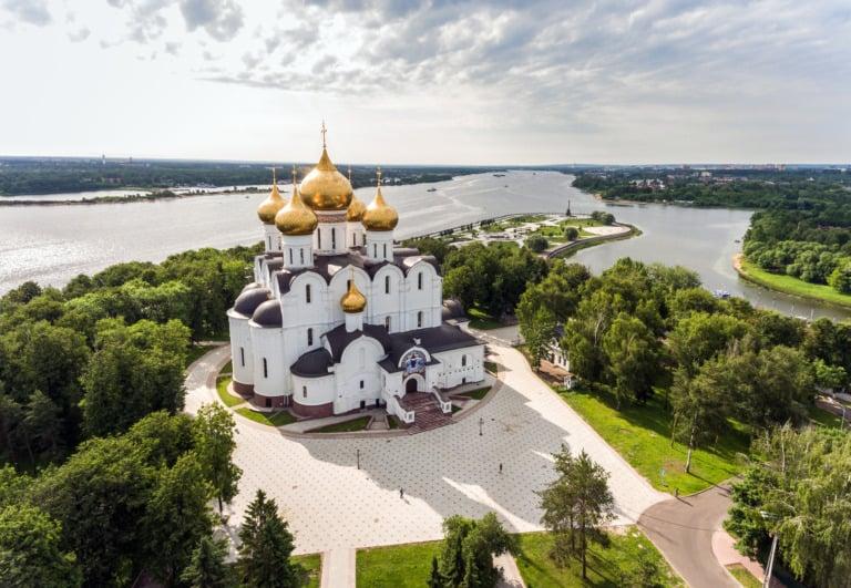 20 ciudades de Rusia más bonitas 35