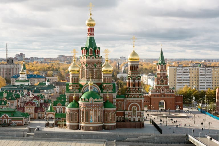 20 ciudades de Rusia más bonitas 32
