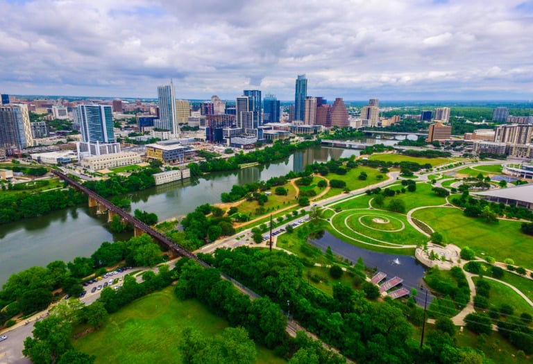15 ciudades de Texas más bonitas 1