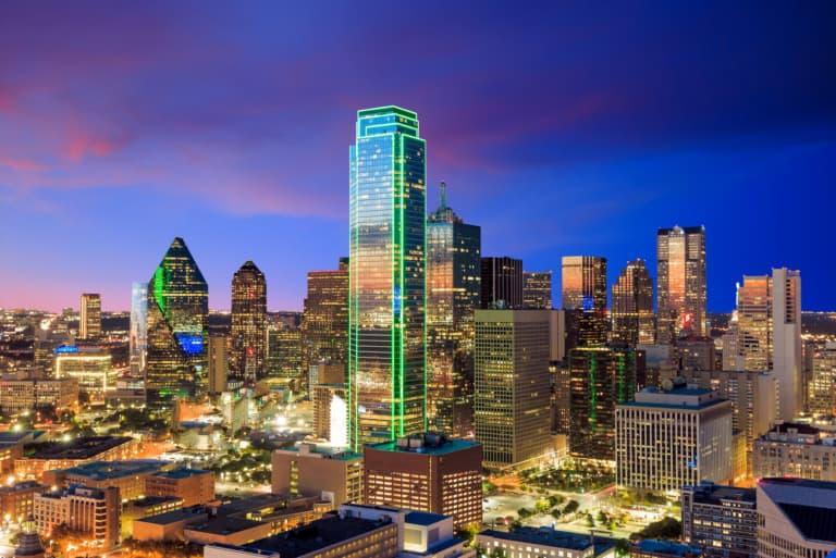 15 ciudades de Texas más bonitas 2