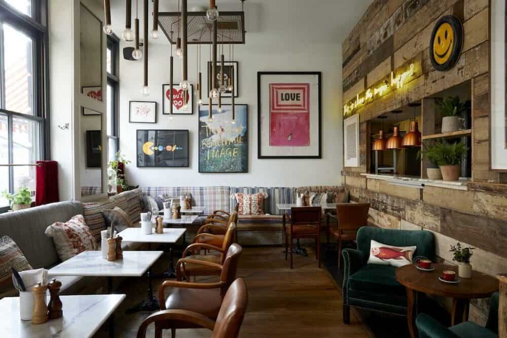 20 hoteles románticos en Londres 32