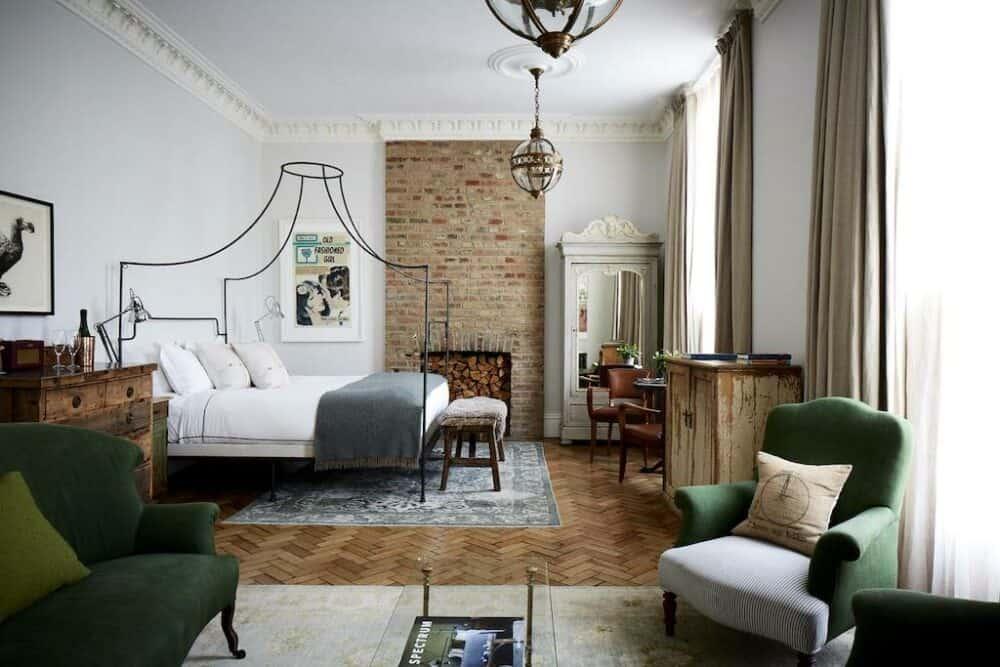 20 hoteles románticos en Londres 31
