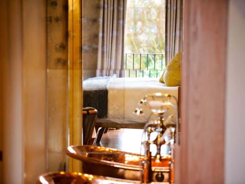 20 hoteles románticos en Londres 24