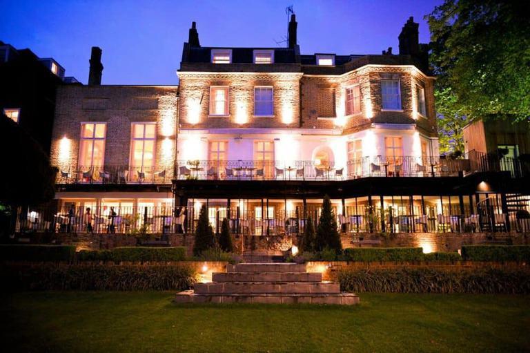 20 hoteles románticos en Londres 23