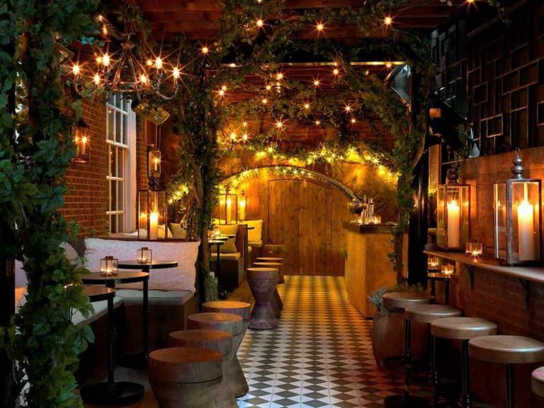 20 hoteles románticos en Londres 20