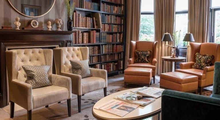 20 hoteles románticos en Londres 34