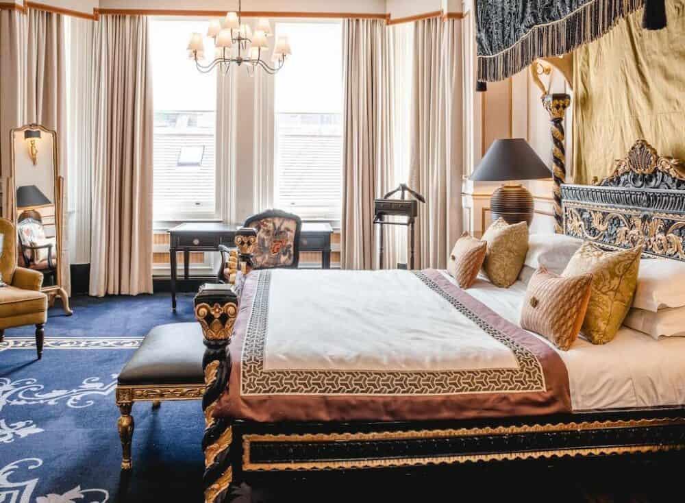 20 hoteles románticos en Londres 33