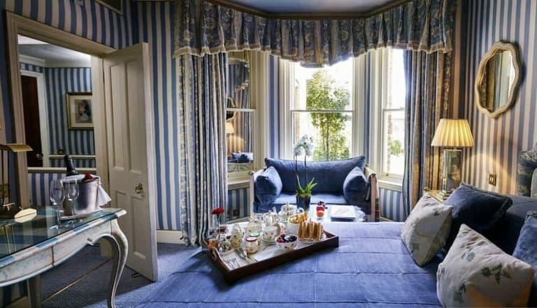 20 hoteles románticos en Londres 42