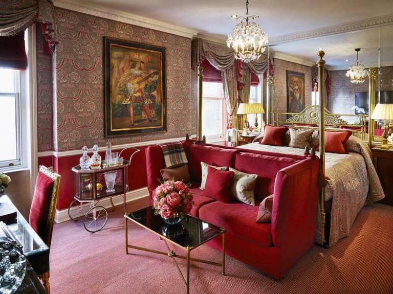 20 hoteles románticos en Londres 41