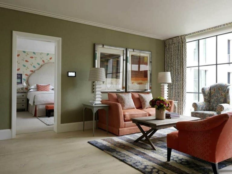 20 hoteles románticos en Londres 10