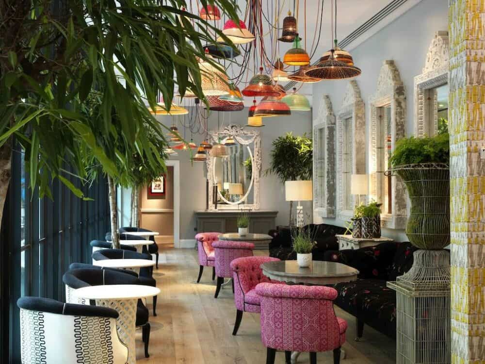 20 hoteles románticos en Londres 9