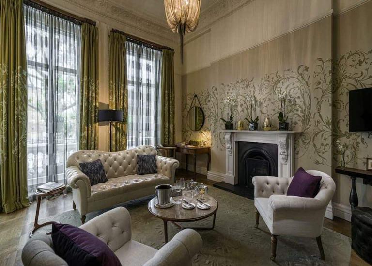 20 hoteles románticos en Londres 40