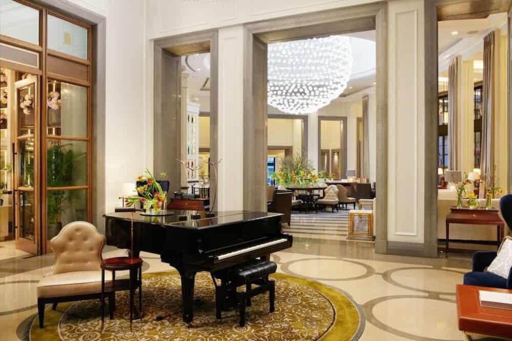 20 hoteles románticos en Londres 17