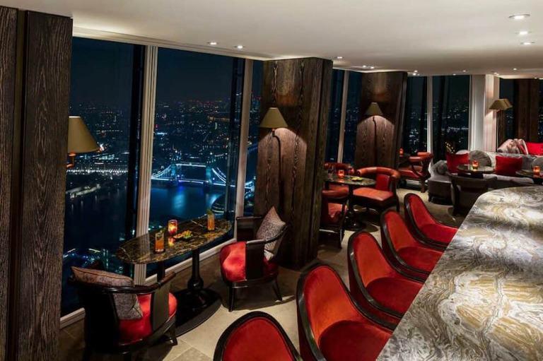 20 hoteles románticos en Londres 8