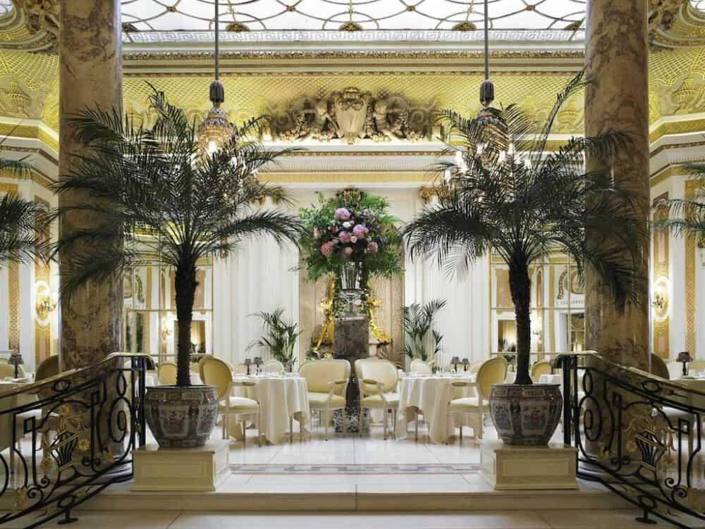 20 hoteles románticos en Londres 27