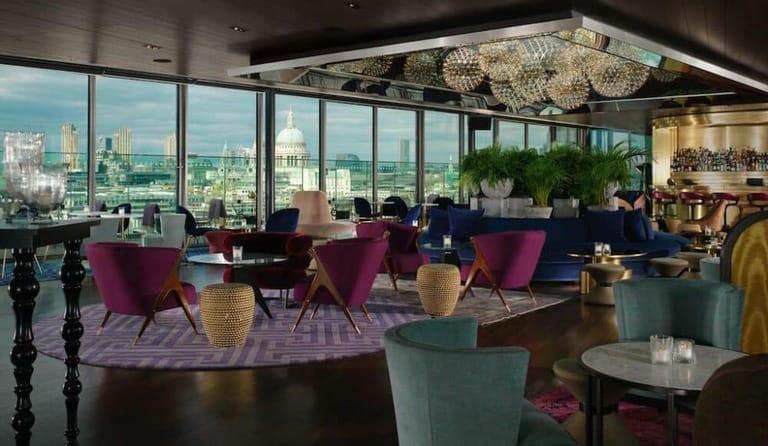 20 hoteles románticos en Londres 38
