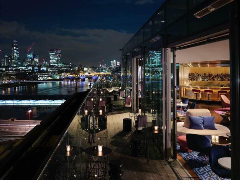 20 hoteles románticos en Londres 37