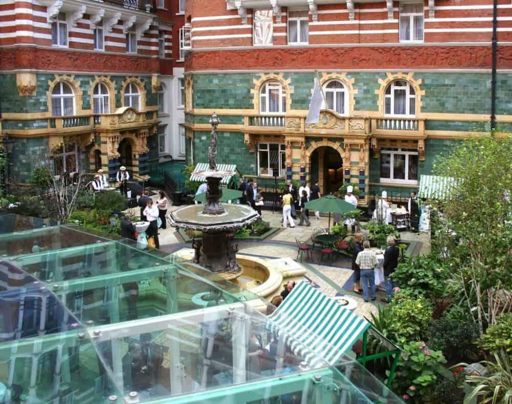 20 hoteles románticos en Londres 44