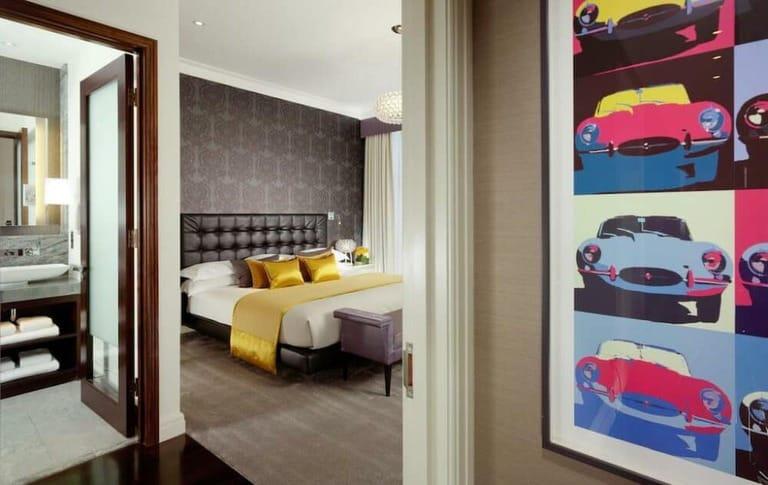 20 hoteles románticos en Londres 43