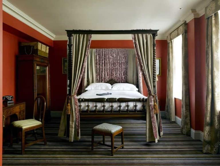 20 hoteles románticos en Londres 12