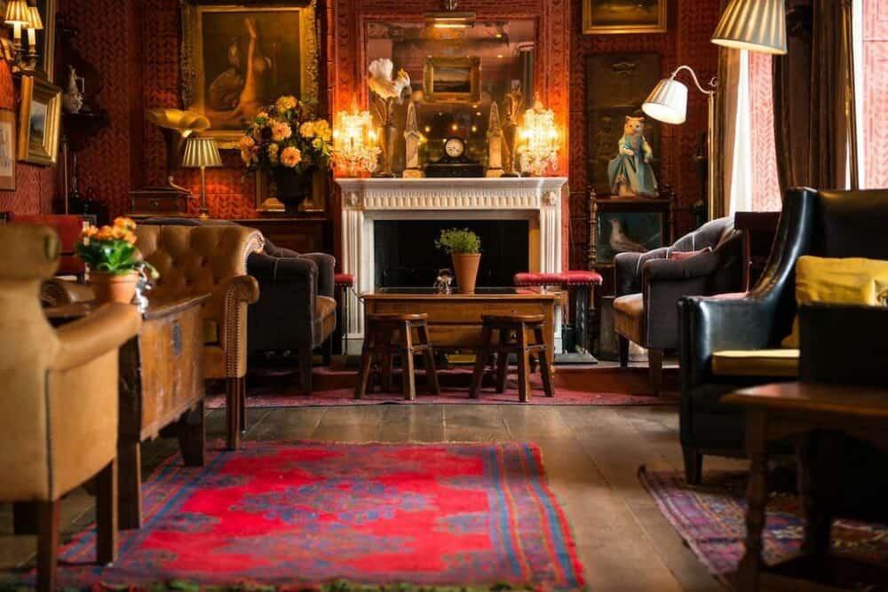 20 hoteles románticos en Londres 11