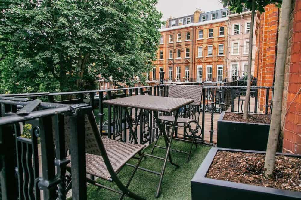 20 hoteles románticos en Londres 25