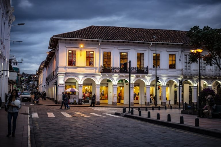 20 lugares turísticos de Ecuador 10