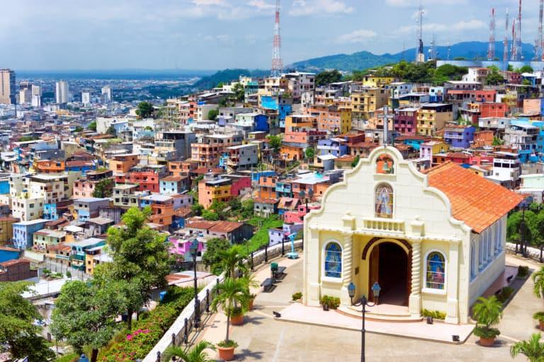 20 lugares turísticos de Ecuador 16