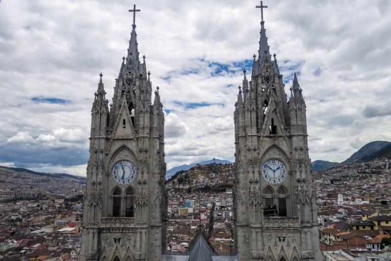 20 lugares turísticos de Ecuador 5