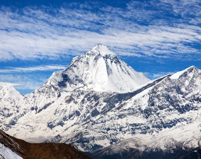 10 montañas más altas del mundo 7