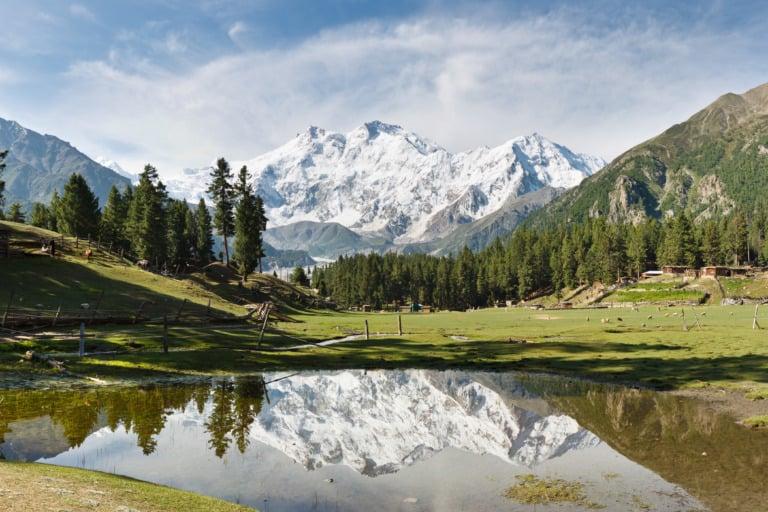 10 montañas más altas del mundo 9