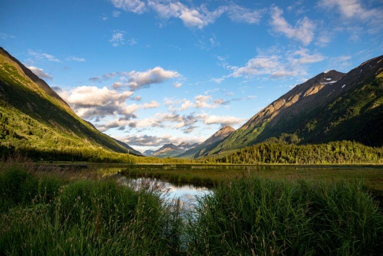 15 pueblos de Alaska más bonitos 15
